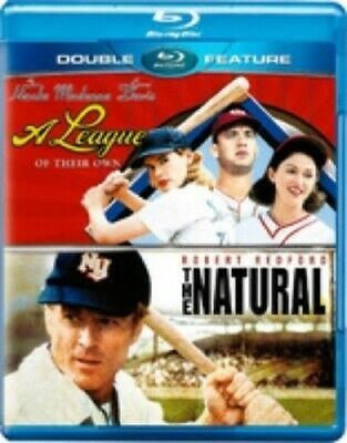 A League Of Their Own/The Natural [New Blu-ray]