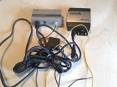SCC1 & Alpine KCA-SC100 w/ POWER & WIRE HARNESS PICTURED combo interface kit