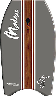 "Maddog Boost Body Boogie Board 41"" - GREY"