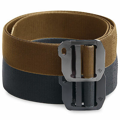 """First Tactical 1.75"""" Mens BDU Military Army Combat Webbing Nylon Trouser Belt"""