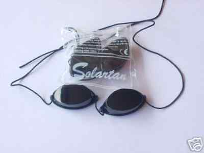 Sunbed Eye Protection Goggles
