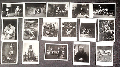LOT OF 16 PHOTOJOURNALISM POSTCARDS  Reproduced from Picture Post 1940's-50's