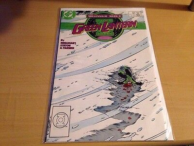Green Lantern #220 In Vf Shape.