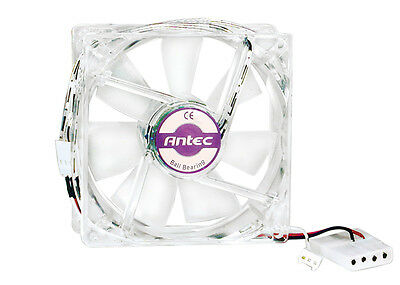 0-761345-75000-4 ANTEC Case Fan Pro 80mm Ventola di raffreddamento per Case