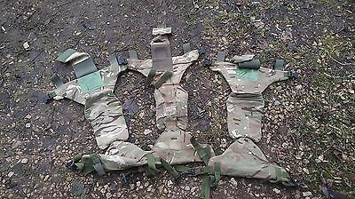 British Army Mtp Pelvic Protection Military Issue Tier 2 Multicam Large