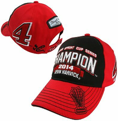 Kevin Harvick 2014 Chase Authentics Sprint Cup Champion Youth Hat New With Tags