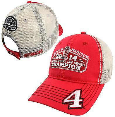 Kevin Harvick 2014 Chase Authentics Sprint Cup Champion Fan Hat New With Tags
