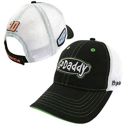 Danica Patrick Chase Authentics Godaddy Pit Hat New With Tags