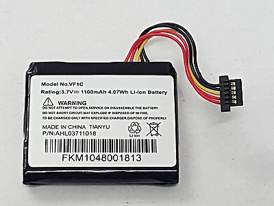 Replacement Battery For  TomTom 4CS01 Go Live