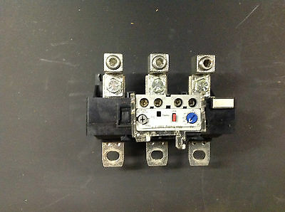 592-A1Kd Solid-State Overlaod Relay,3 Phase,manual Reset, 23-75A, (A718)