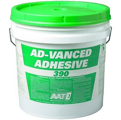 Marine Vinyl Carpet GLUE Adhesive RV / Outdoor - 1 Gallon AAT-390 - Water Based