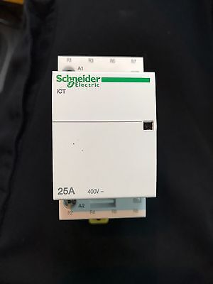 SCHNEIDER ACTI9 A9C20837 CONTACTOR 4NC 25A  Normally Closed Contacts