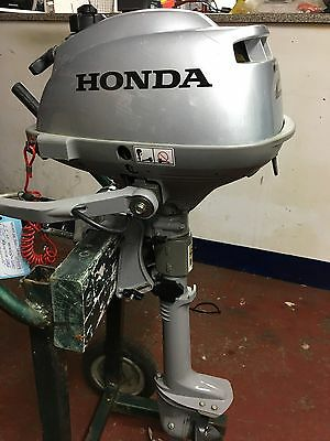 Honda BF2.3 - 2.3HP Four Stroke Outboard Motor Standard Shaft 2013