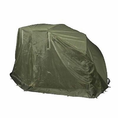 Jrc Multi Fit Mozzi Cover Carp Fishing Brolly Bivvy Mosquito Mesh Cover 1193035