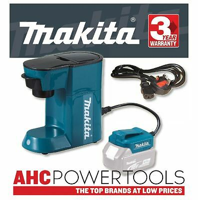 Makita DCM500Z 18v LXT Lithium-Ion Cordless Coffee Machine Body Only