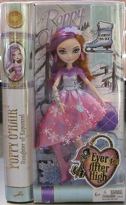 Ever After High Poppy O'Hair Fairest on Ice