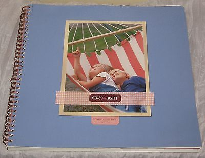 2002-03 Close To My Heart Catalog & Idea Book Stamping Scrapbook Cards  #BK14