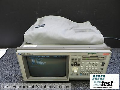 Agilent HP 1664A 34-Channel Logic Analyzer ID# 25435 DR