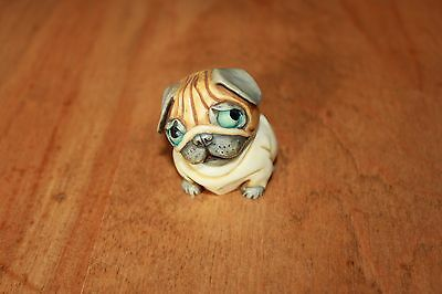 Rare Pot belly's Puggy  trinket box