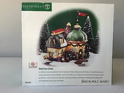 Cold Care Clinic - Department 56 North Pole Series