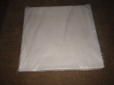"100 Vinyl / Record Outer Sleeves 12"" LP Album Plastic Covers"