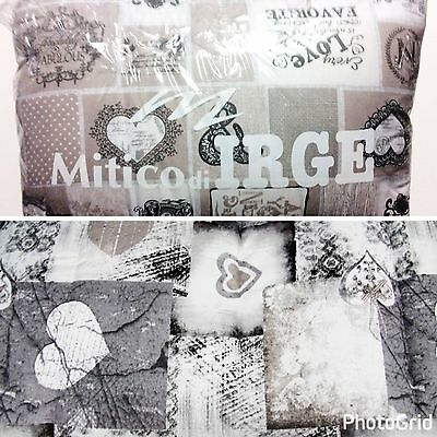 PIUMONE TRAPUNTA SINGOLO 400g DOUBLEFACE MITICO IRGE MADE IN ITALY.