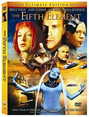 The Fifth Element [New DVD] Ultimate Edition, Widescreen, Ac-3/Dolby Digital,