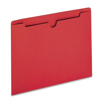 """Sparco Colored File Jacket - Letter - 8 1/2"""" x 11"""" Sheet Size - 50 Sheet..."""