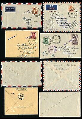 Papua New Guinea Ship Mail Collection Bougainville Solomon Islands Missionary