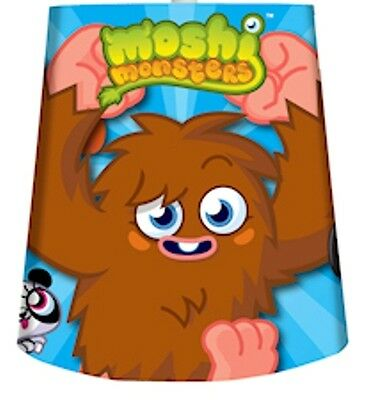 Moshi Monsters Bedroom Tapered Light Lamp Shade