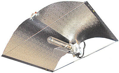 Adjust A Wing Grow Light Reflector Shade With Heat Shield For Hydroponics Tent