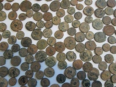 *LIMITED LOW COST* Lot Of 3 X Ancient Roman Imperial Coins Per Buy.