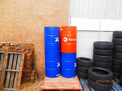 Steel Drums available for sale 205 Litres