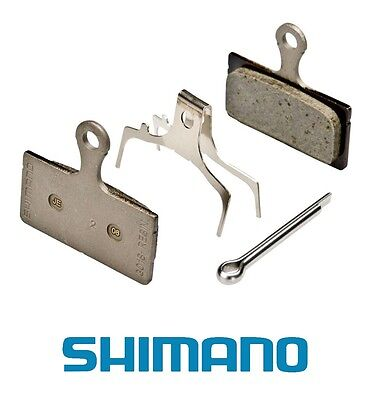 Shimano Disc Brake Pads - G01S - Resin- for XTR, XT, SLX, M8000 M785 M675 M666