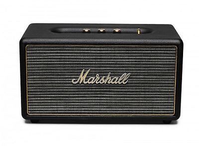 Marshall Stanmore Bluetooth Wireless Compact Active LoudSpeaker Black  Brand New
