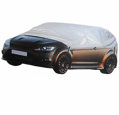 Water Resistant Car Top Window Windscreen Cover Against Frost Ice Sun UV Rays BR