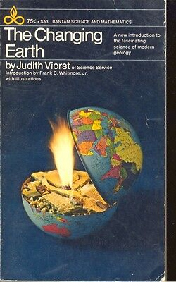 The Changing Earth by Judith Viorst (1967,Paperback)