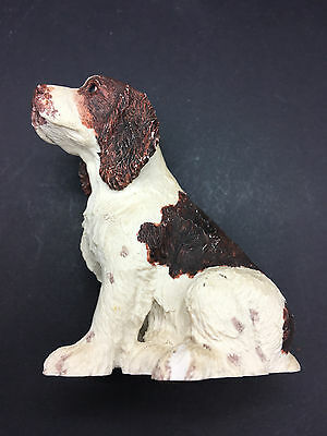 Border Fine Arts Springer Spaniel Dog in Liver & White B0019A