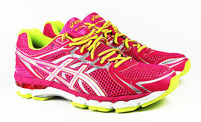 Asics Gel Pursue T498N Cherry Tomato Laufschuhe Running Pink Sneakers