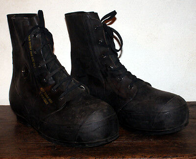 Rare Bottes Grand Froid Us Army Mickey Mouse Artic Boots