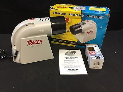 Artograph Tracer Art Projector - Off White (225‑360) *New/Other*
