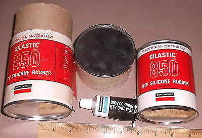 Dow Corning Silastic 850 RTV Silicone Rubber Catalyst S electrical encapsulation