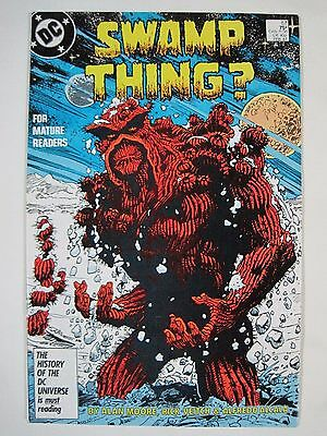 Swamp Thing by Alan Moore #57
