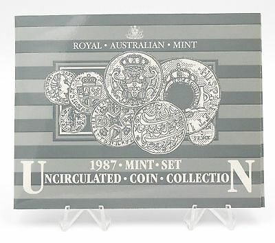 1987 Uncirculated Royal Australian Mint Set
