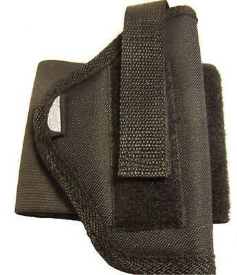 Right handed Ankle Holster For Kahr K9,K40,P9,P40,CW9,PM9,CM9 With Laser