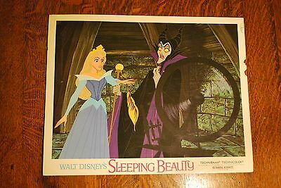 "Sleeping Beauty - Disney Movie Lobby Card 11"" x 14"""