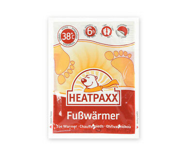 HeatPaxx Leg warmer up to 6 Hours Heat duration, all Shoe sizes, Heating pads