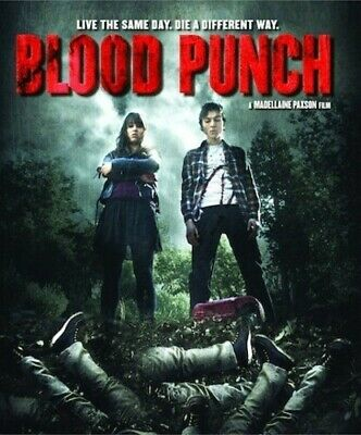 Blood Punch [New Blu-ray] Manufactured On Demand, Ac-3/Dolby Digital