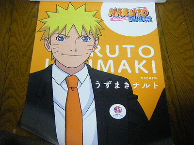 EVENT LIMITED UZUMAKI NARUTO Poster Japan Anime  ( figure