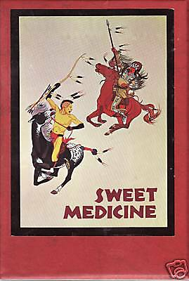 Two Volume 'sweet Medicine---Northern Cheyenne History' P. Howell Author 1969